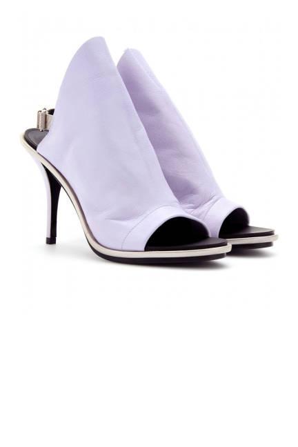 Balenciaga Кожени сандали 2013