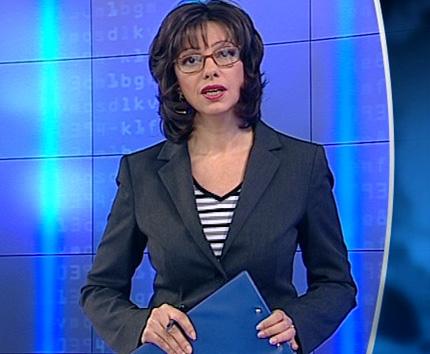 Милена Милотинова водеща