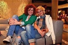 Люси Дяковска и Камелия заедно