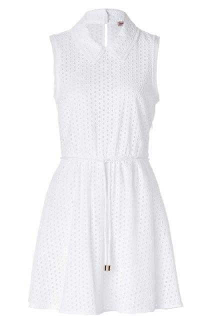 Juicy Couture Рокля в бяло 2013
