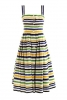 Dolce Gabbana многоцветна рокля 2013