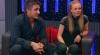 Константин и Надя в телевизията