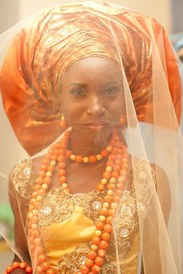 Булка от Нигерия