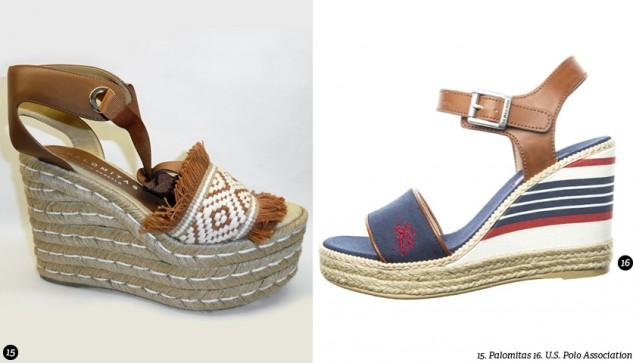 Модерни сандали на платформа лято 2017
