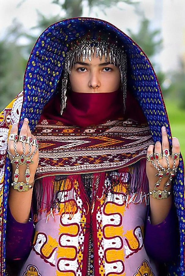 Булка от Туркменистан