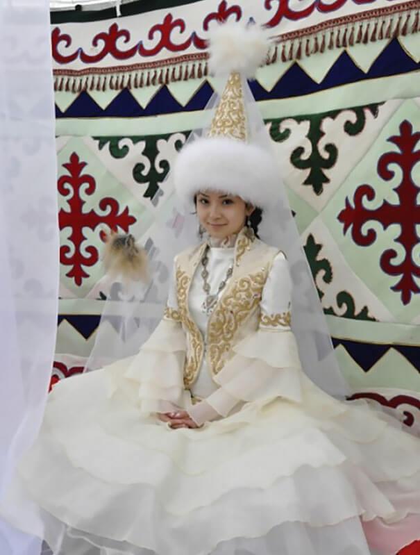Булка от Казахстан