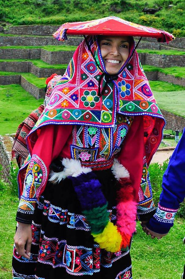 Булка от Перу