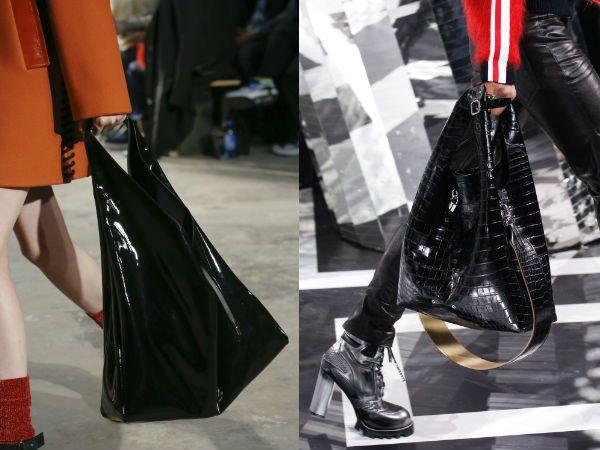 Чанти тип торба зима 2017