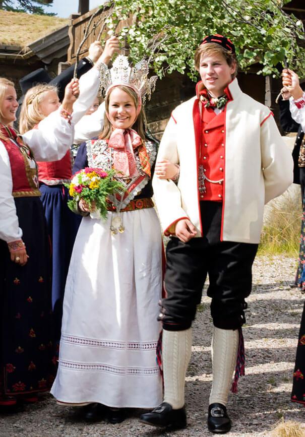Булка от Норвегия