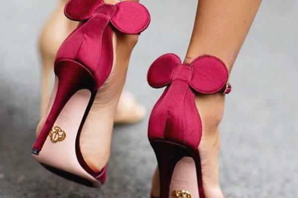 Мини сандали в розово 2017
