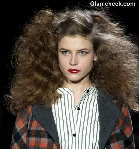 есенна тенденция в цвета на косата