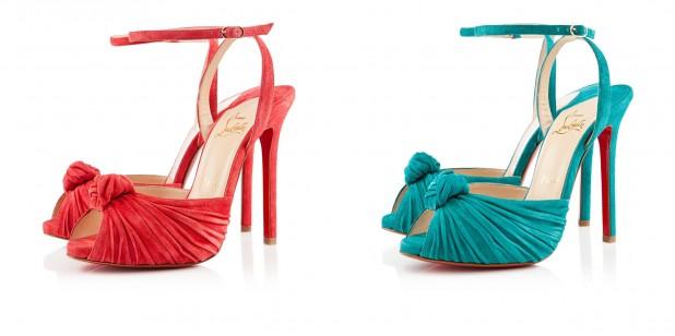 Цветни сандали 2013