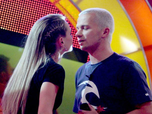 Лора Караджова с Део