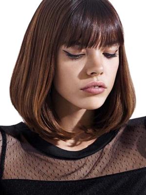 Есенни прически 2013 за коса до раменете