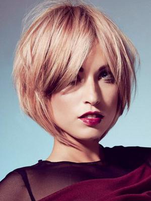Есенни боб прически 2013 за къса коса