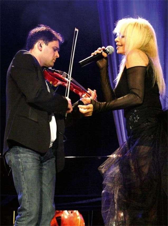 Лили Иванова и Васко Василев