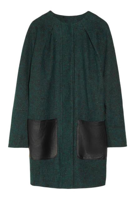 Плетено палто есен 2013