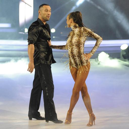 Яна Акимова и Петко Димитров танцуват