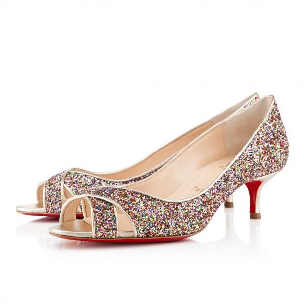 Елегантни обувки на по-нисък ток