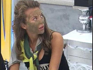 Никол Станкулова с маска за лице