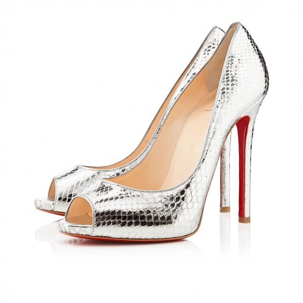 Christian Louboutin колекция обувки 2013 за специален повод