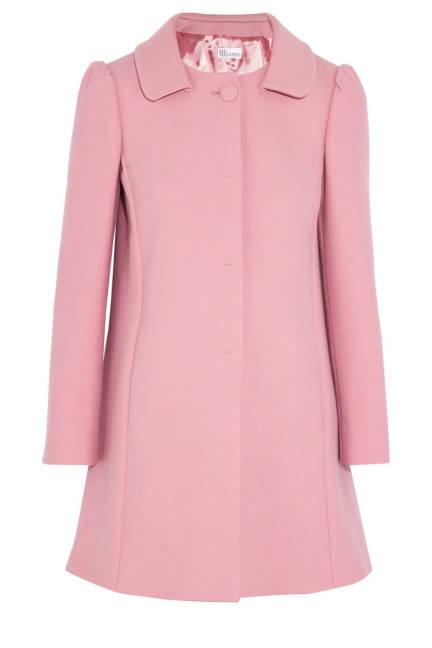 Valentino розово палто