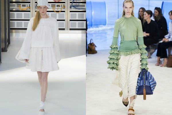 Пролетна мода за 2017