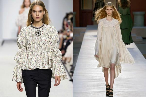 Модата от седемдесетте се завръща през 2017