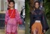 Модерни рокли за пролет 2017 с широки ръкави