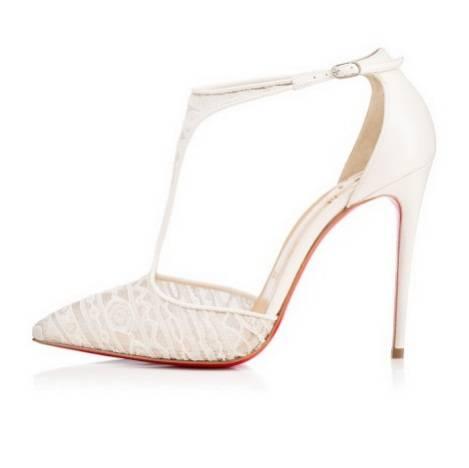 Сески булченски обувки с дантела 2017