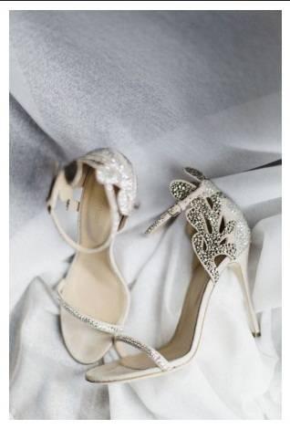Нежни булчемски обувки 2017