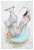 Блестящи булченски сандали 2017