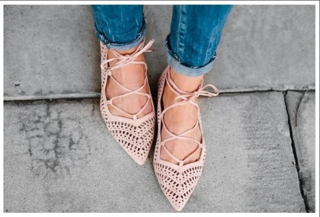 Модерни обувки 2017