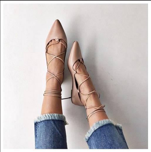 Елегатни обувки пролет 2017