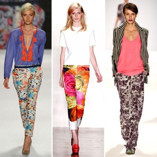 Модерни панталони за пролет и лято 2017