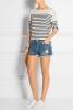 Модерни къси дънкови панталонки 2017