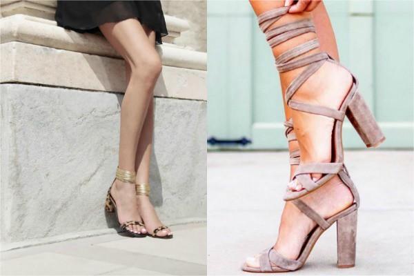 Модерни сандали лято 2017