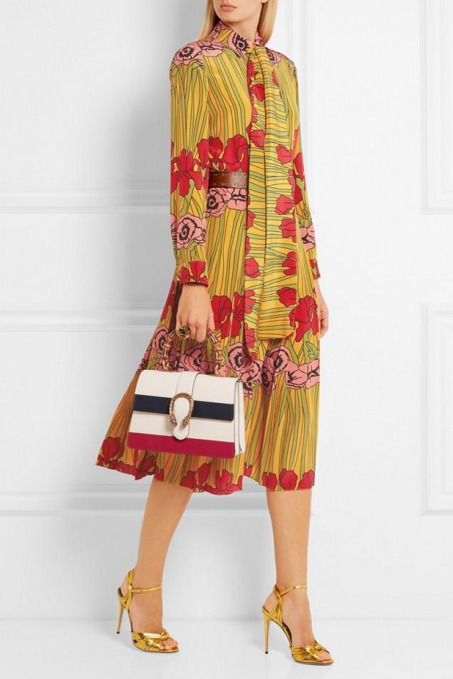 Стилен модел лятна рокля 2017