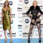 Мадона срещу Селин Дион