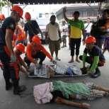 Жертви на земетресение във Филипините