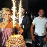 Кубрат Пулев и Андреа рожден ден
