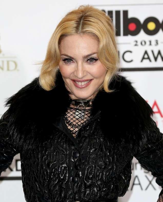 Мадона на музикалните награди на Билборд