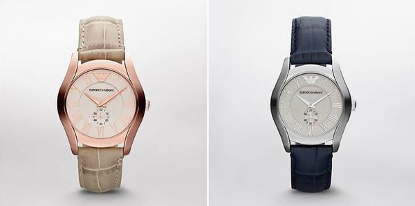 Часовници от Armani за 2013
