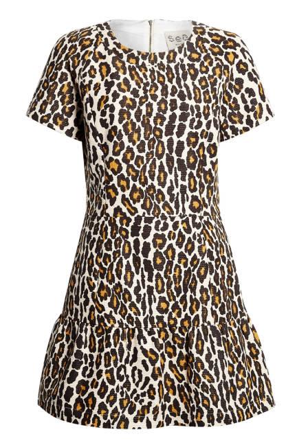 Леопардова рокля есен 2013