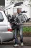 Сотир с количката на Яворчо