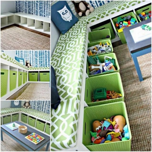 обзавеждане детска стая идея 11