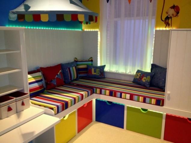 обзавеждане детска стая идея  6