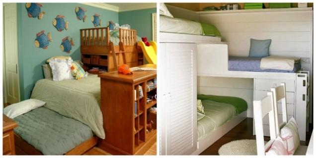 обзавеждане детска стая идея 3