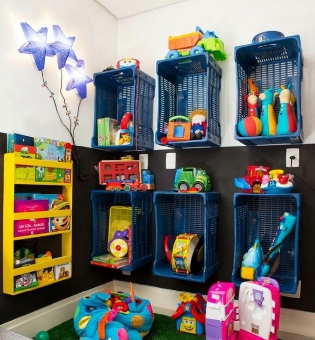 обзавеждане детска стая идея 12