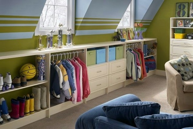 обзавеждане детска стая идея 16